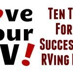 Ten Tips for a Successful RVing Blog Feature Photo