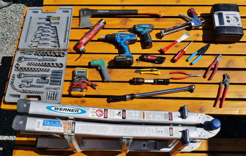 Top 20 Full time RVing tools