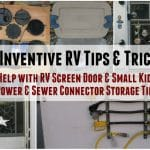 4 Inventive RV Tips and Tricks Feature Photo