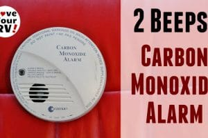 Carbon Monoxide Detector Feature Photo