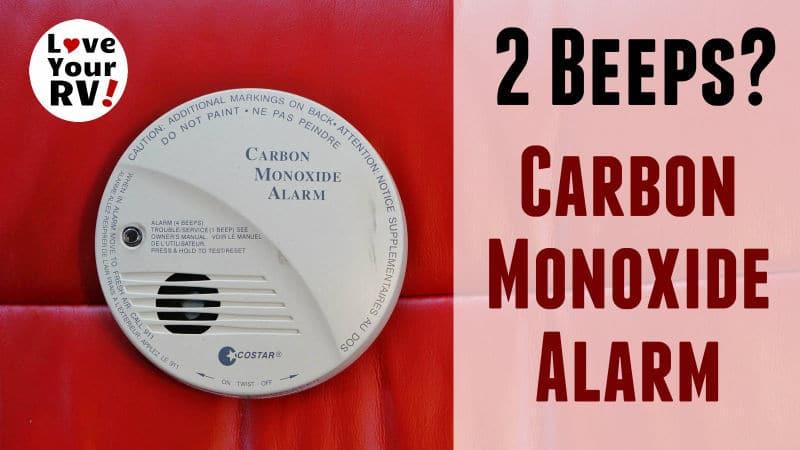 Carbon Monoxide Detector Feature Photo