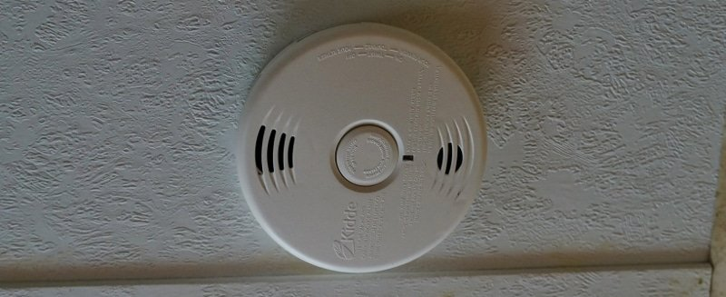 Kidde Smoke Detector CO Alarm