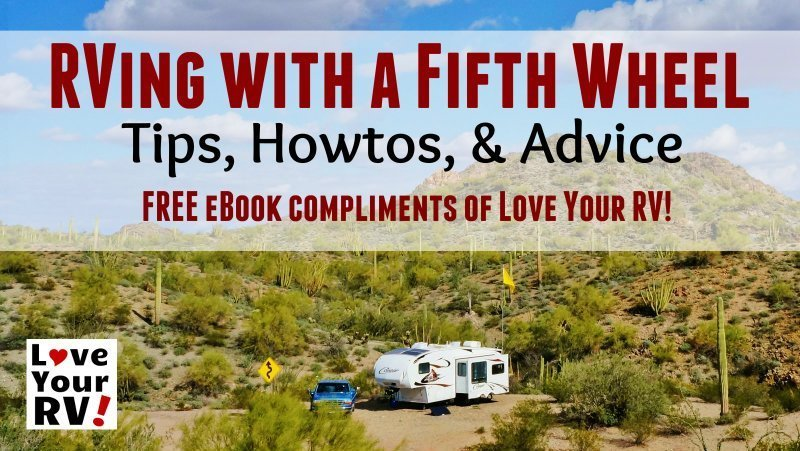 RVing with a Fifth Wheel Feature Photo