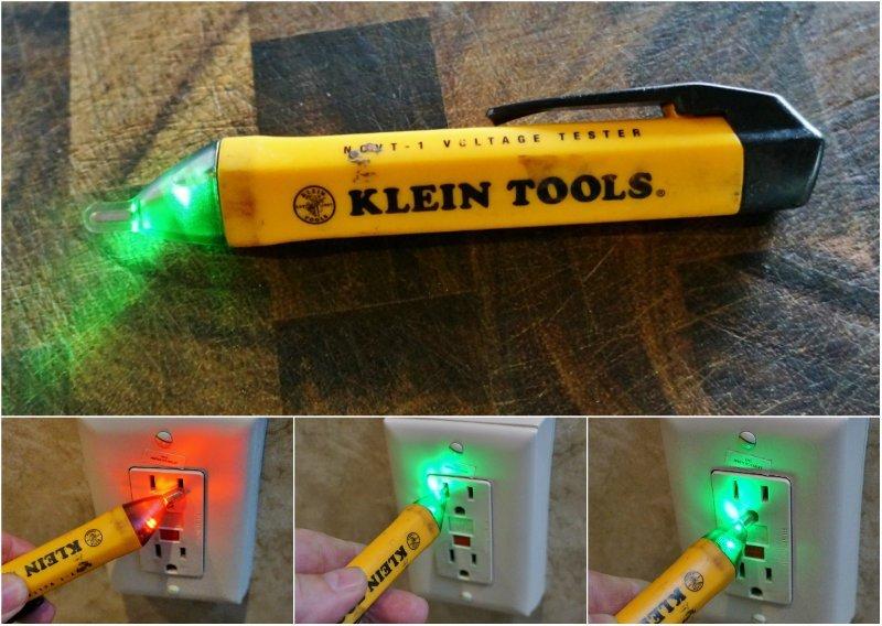 Klein Non Contact Voltage Tester