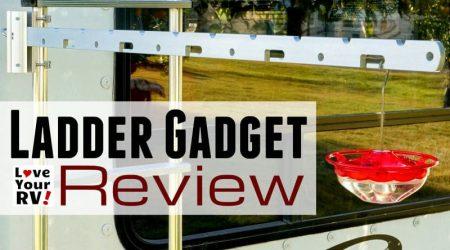 RV Ladder Gadget Review