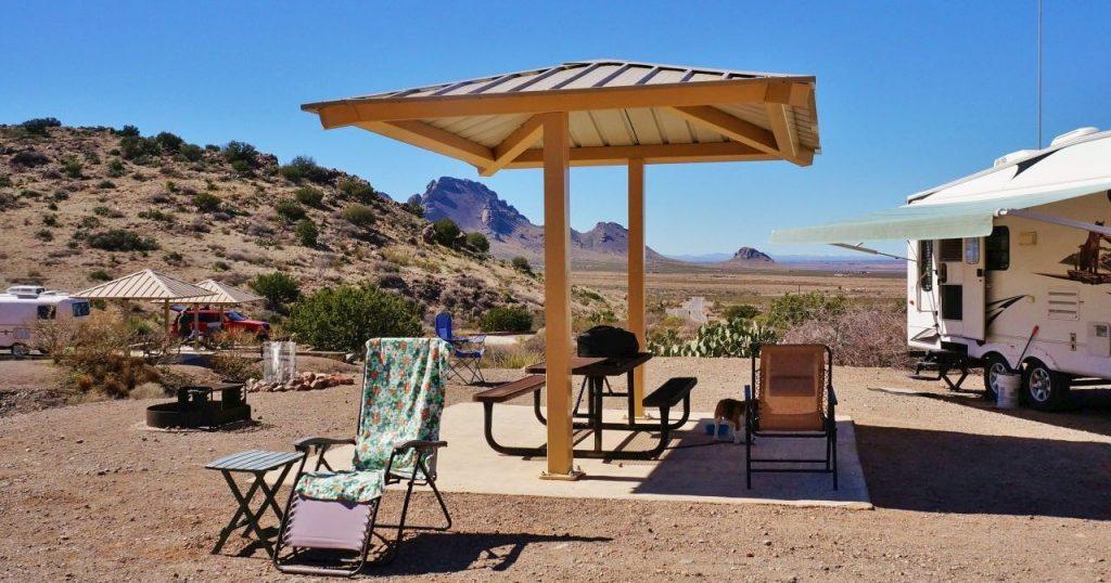 Rockhound State Park New Mexico