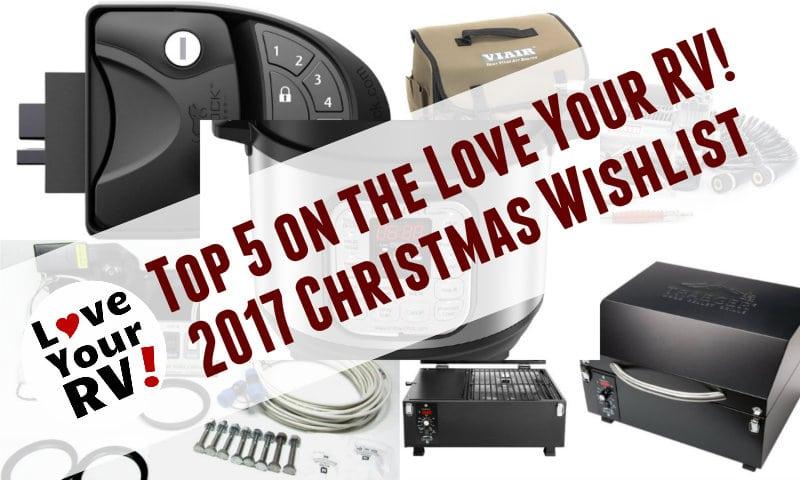 Top Five 2017 Christmas Wishlist Feature Photo