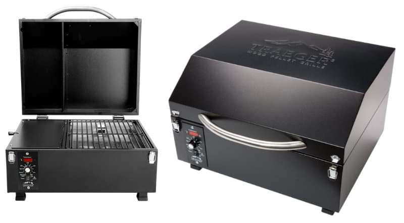 Traeger PTG Electric Smoker Grill