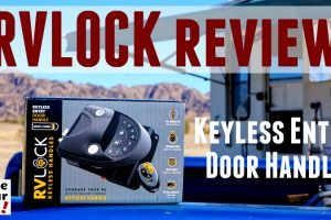 RVLOCK Keyless Handle Install and Review Feature Photo