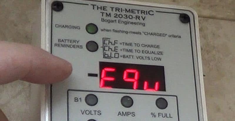Trimetric EQU mode