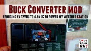 Buck Converter for Weather Station feature photo