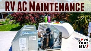 RV AC Maintenance feature photo