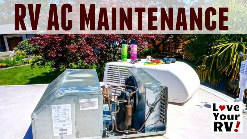 RV AC Maintenance feature photo