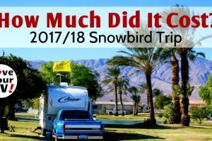 Snowbird Trip Costs Feature Photo