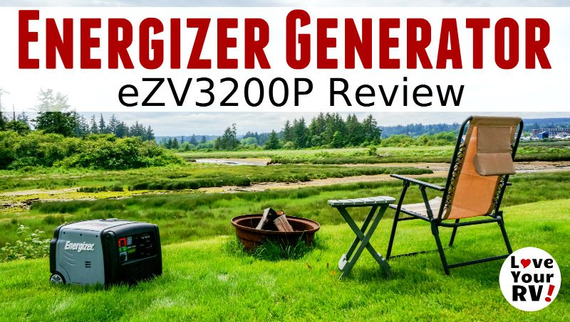 3200 Watt Energizer Portable Inverter Generator Review