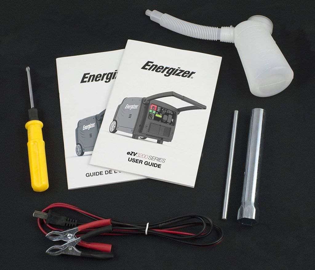 Energizer generator accessories