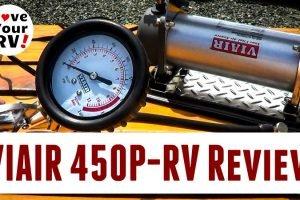 VIAIR Review 450P-RV Feature Photo