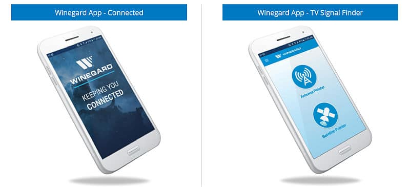 Winegard Apps
