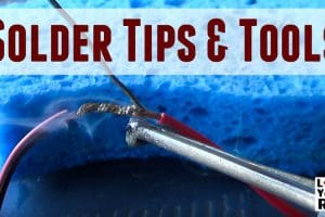 Solder Tips and Tricks Feature Photo