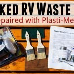 Plasti-Mend Waste RV Tank Repair Feature Photo