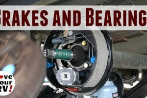 Brake and Bearing replacement Feature Photo