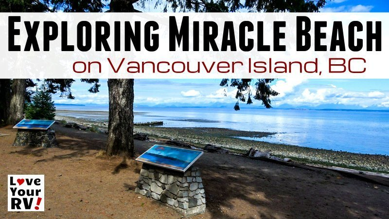 Exploring Miracle Beach Feature Photo