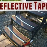 Reflective Tape on Stairs Tip Feature Photo