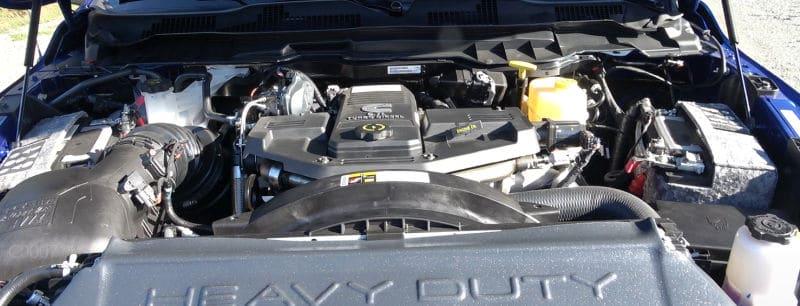 Cummins 6.7L diesel engine