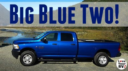 Introducing Our New Ram 3500 Truck – Big Blue II