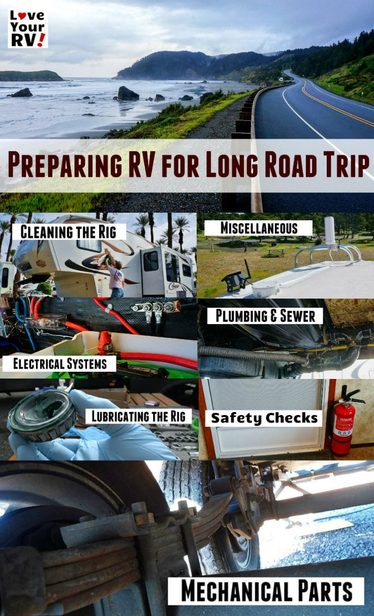 Preparing our RV for an Extended Road Trip by the Love Your RV blog - https://www.loveyourrv.com/preparing-our-rv-for-an-extended-road-trip/
