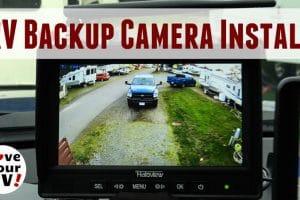 Haloview Backup Camera Install Feature Photo