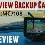 Haloview MC7108 Backup Camera Review Feature Photo
