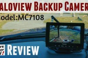 Haloview MC7108 Backup Camera Review Feature Photo