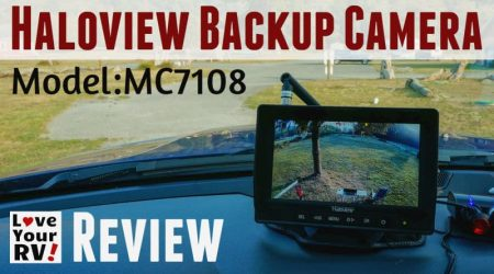 Haloview Wireless RV Backup Camera Review