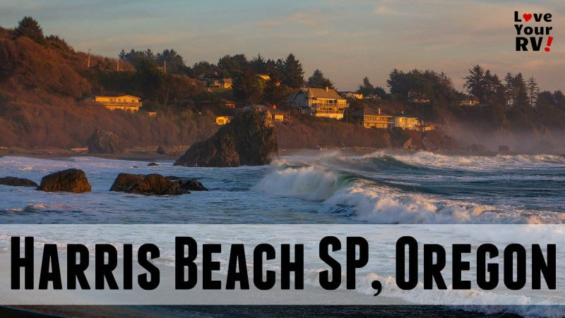 Harris Beach SP Feature Photo