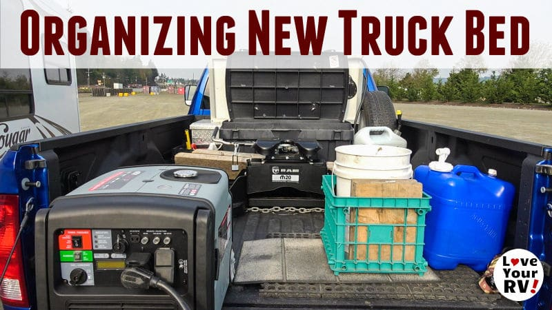 New Truck Bed Organization Feature Photo