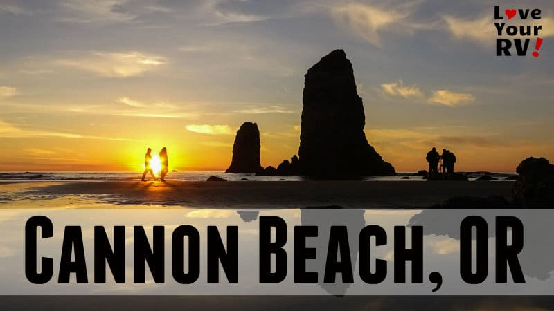 Visit to Cannon Beach OR Feature Photo