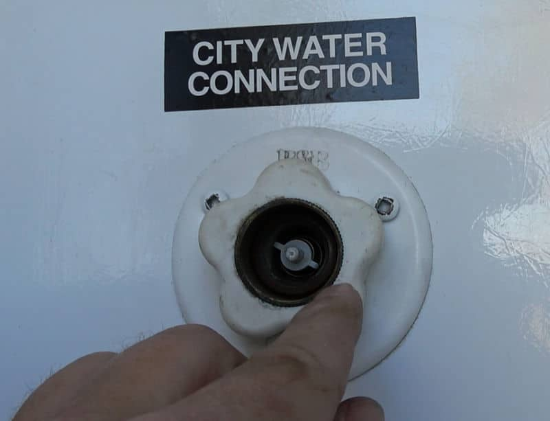 City Water Check Valve