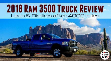 2018 Ram 3500 Truck Review After 2000 Miles of Towing