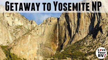 Fall Getaway to Yosemite National Park in California