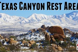 Texas Canyon Rest Stop Feature Photo