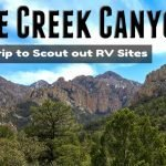 Cave Creek Canyon Scouting Trip Feature Photo