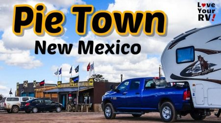 Camping at Caballo Lake SP and Pie Town! New Mexico