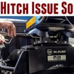 Uncoupling the Ram M20 Fifth Wheel Hitch Feature photo