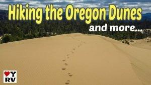 Oregon Dunes Hike Feature Photo