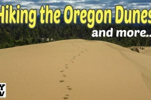 Oregon Dunes Hike Feature Photo