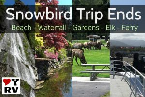2018 -19 Snowbird Trip Ends Feature Photo