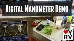 Digital Manometer Demo Feature Photo