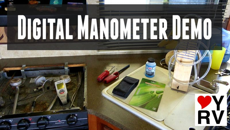 Digital Manometer Demo Feature Photo