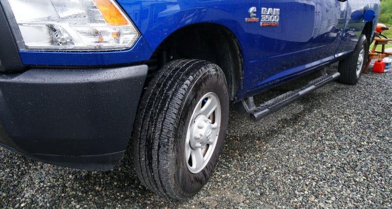 OEM Ram 3500 Tires
